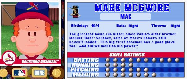 Backyard Baseball 2001 Was Juiced To The Gills John Rich Tv